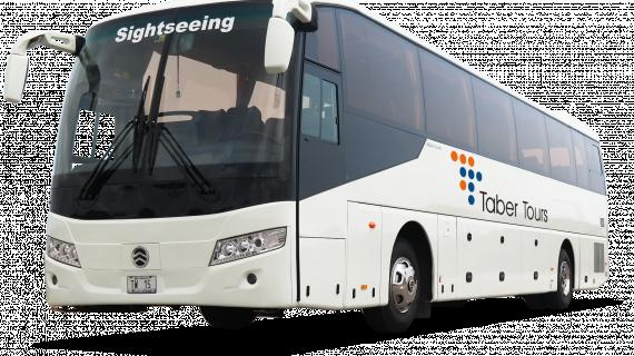 foto van de bus